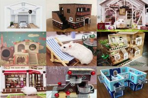 30 Luxury Hamster Cages and Homes That Will Amaze You